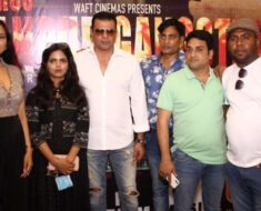 Nimai Bali on trailer launch of Bikroo Kanpur Gangster: When I read the script I felt like I am this