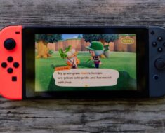 Nintendo Switch May See a New Model With Bigger Samsung OLED Display