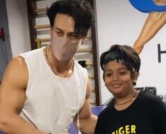 Tiger Shroff makes fan's birthday extra special as he shares their adorable picture