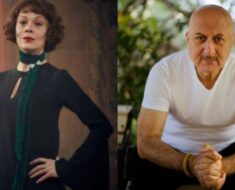 Anupam Kher pays tribute to late 'Harry Potter' actor Helen Mccrory