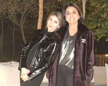 Neetu Kapoor treats fans with adorable picture of her 'Chotasa' daughter Riddhima