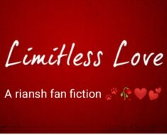 Our Limitless Love(A Riansh FF....) Was it a stranger?.... Ch-22 - Telly Updates