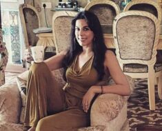 Pooja Bedi issues clarification over latest tweet after netizens claim she showcasing her 'privilege