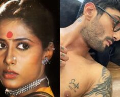 Prateik Babbar immortalizes late mother Smita Patil, gets tattoo of her name 'on his heart'
