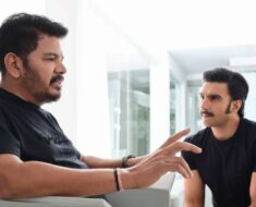 Shankar reacts to Anniyan producer's legal action threat over remake of hindi version with Ranveer