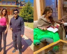 Urvashi Rautela mourns demise of late Tamil actor Vivekh, shares throwback video