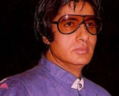 When people thought Amitabh Bachchan had lost his eyesight!