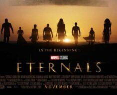 Marvel gives glimpse into world of 'Eternals'
