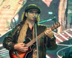Mohit Chauhan fundraises for COVID-19 equipment