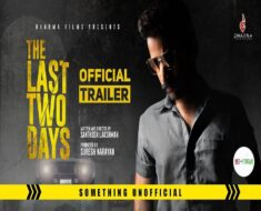 The Last Two Days Web Series