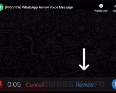 WhatsApp Voice Messages Review Tool Being Tested for Android, iOS: Report