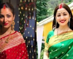 More pics of Yami Gautam in her new bride look for your eyes only!